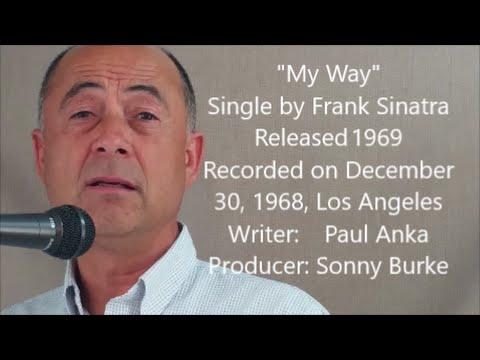 My Way (Frank Sinatra/Paul Anka/Elvis Presley/Tom Jones)