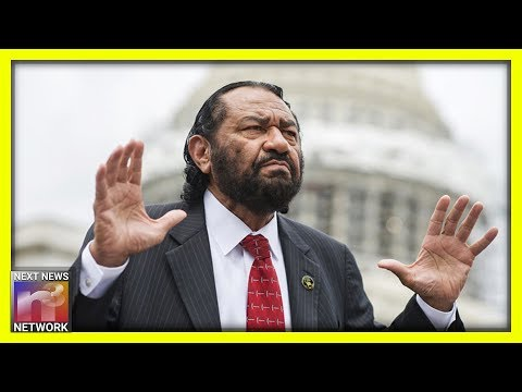 Al Green is PISSED! Look How He SCOLDS Fellow Dems For Their Impeachment Witness Choices