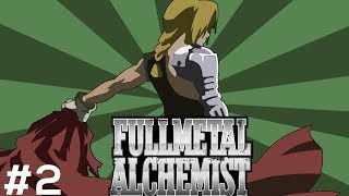 Fullmetal Alchemist: Brotherhood - AMV #2