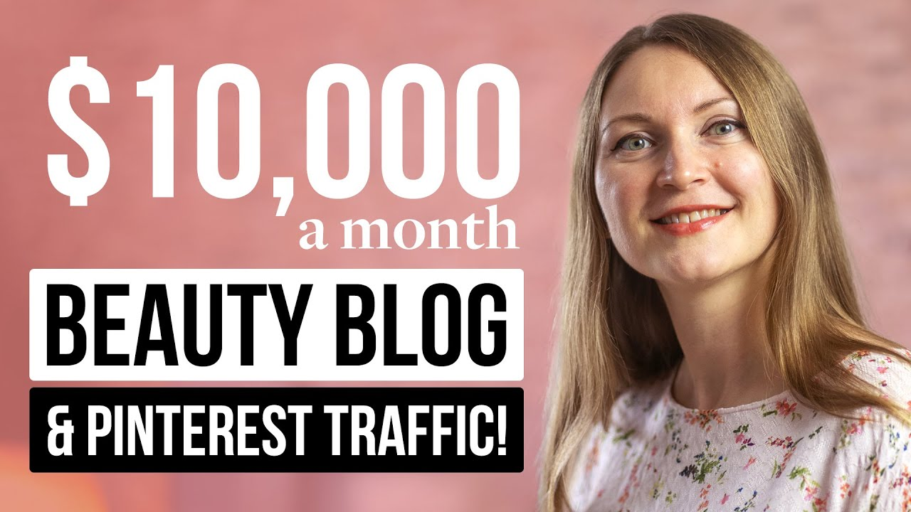 How to Use Pinterest for Beauty Blogs – GET TONS of Free Pinterest Traffic in Beauty Niche