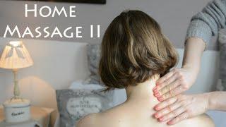 Nackenmassage für zu Hause ♡♡♡