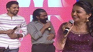 Priyadarshi and Rahul Ramakrishna Punch To Anchor Suma At Brochevarevarura Movie Pre Release Event