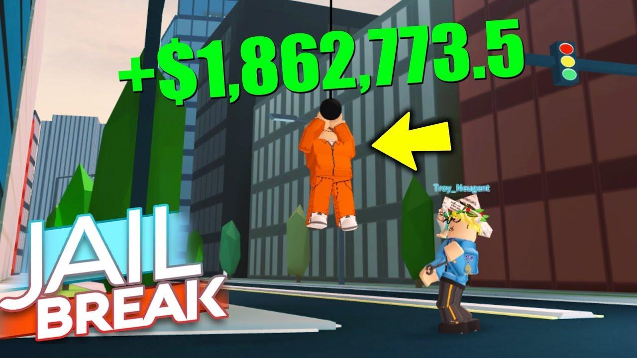 how to get cash in jailbreak roblox