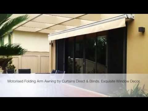 Motorised Awning Blinds Melbourne