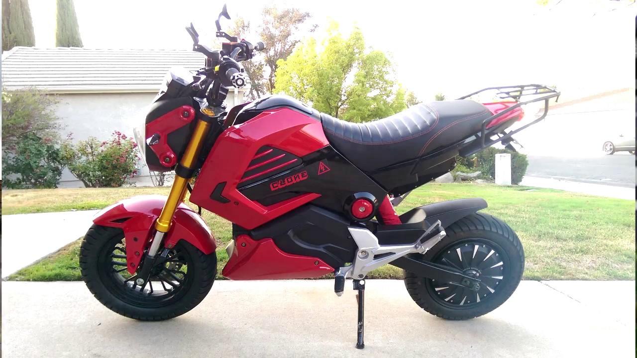grom clone wars, what??? (chinese 125cc bikes) - youtube
