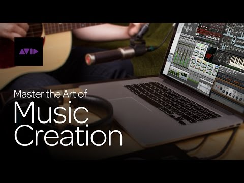 EDM: Powerful Editing and Arranging with Pro Tools