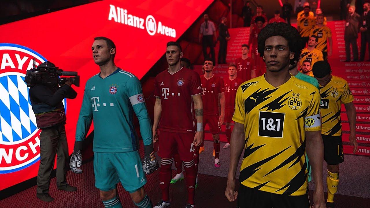 Bayern Vs Köln 2021