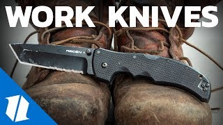 The Best Hard Use Pocket Knives | Week One Wednesday Ep. 8