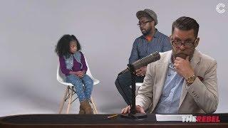 "Gavin McInnes | Dear black parents: ""The Talk"" is child abuse"