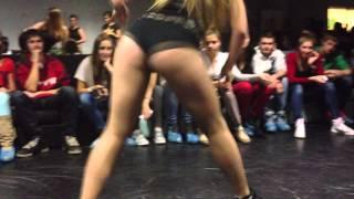 Booty Dance Battle | Krasnoyarsk | judge Blacka Di Danca | Maracuja vs Zena Thumbnail