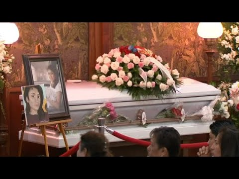 She will never be forgotten: Funeral held for murdered teen Marlen Ochoa-Lopez