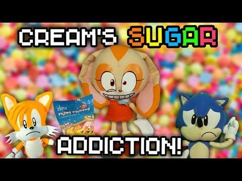 Sonic The Hedgehog - Cream's Sugar Addiction!