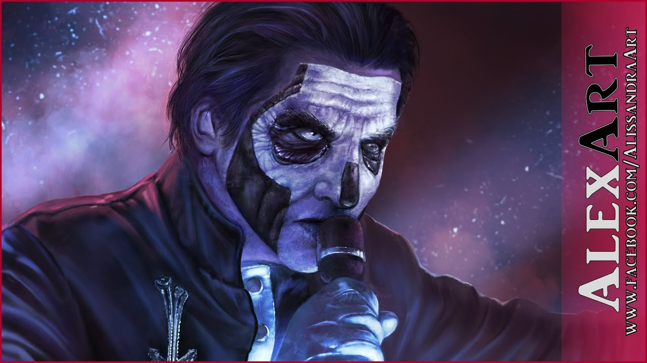 Papa Emeritus 3 Wallpaper