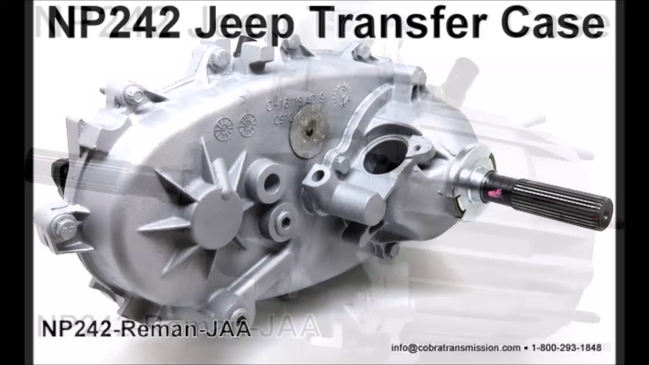 hight resolution of np261 transfer case