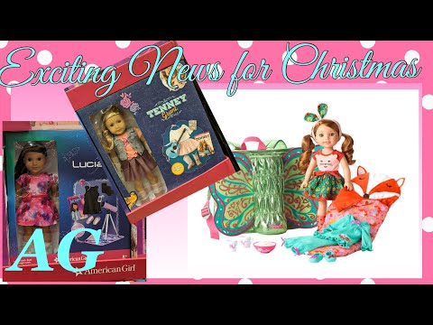 Unbelievable!! Breaking News About American Girl Dolls. Great Deals For Christmas
