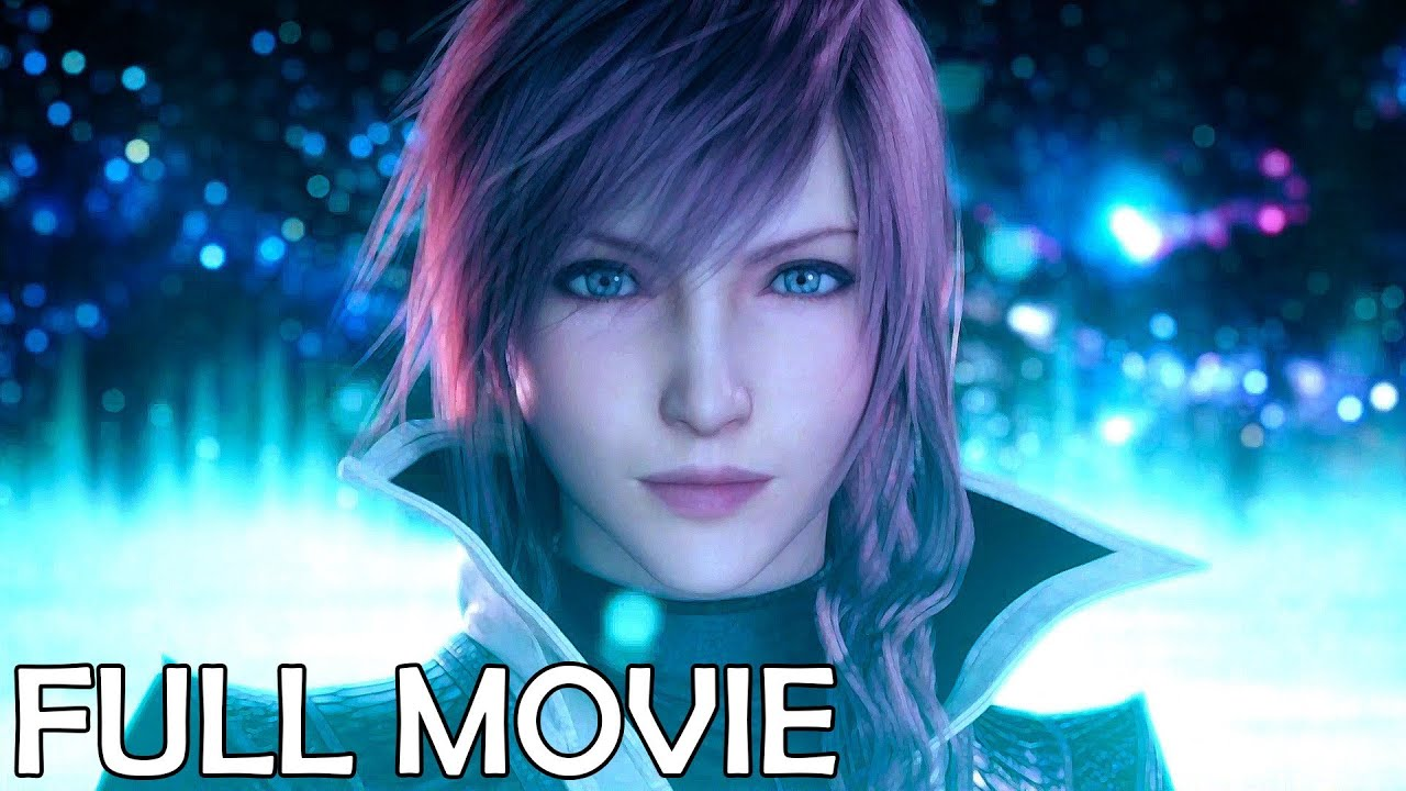 Lightning returns final fantasy xiii 3 the movie marathon lightning returns final fantasy xiii 3 the movie marathon edition all cutscenes 1080p hd youtube voltagebd Image collections