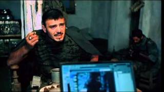 """Русские и кавказцы. Фрагмент кинофильма """"Война"""" (2002)"""