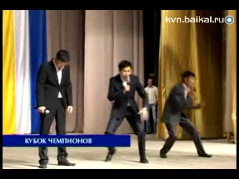 Репортаж о Кубке чемпионов РБ (TVcom, Улан-Удэ)