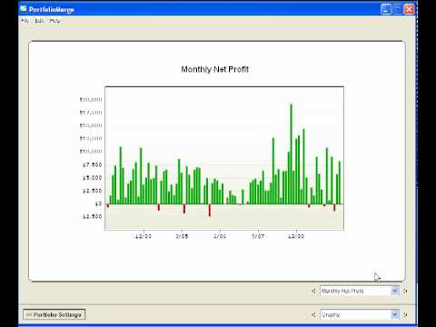 Portfolio Merge Performance Report