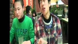 きり VS こうへい  【早飲み対決】 山水康平 検索動画 16