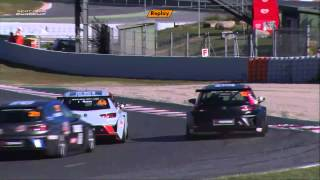 SEAT Leon Eurocup Round 13 Barcelona