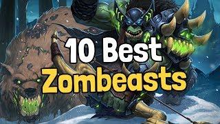 The 10 Best Zombeasts in Frozen Throne - Hearthstone