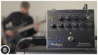 Marleaux Tonwerk - Bass Preamp DI