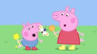 Свинка Пеппа - Забавные животные - Сборник (3 эпизода)