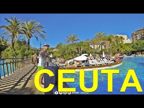 مسبح بمواصفات خمس نجوم في مدينة سبتة ceuta city