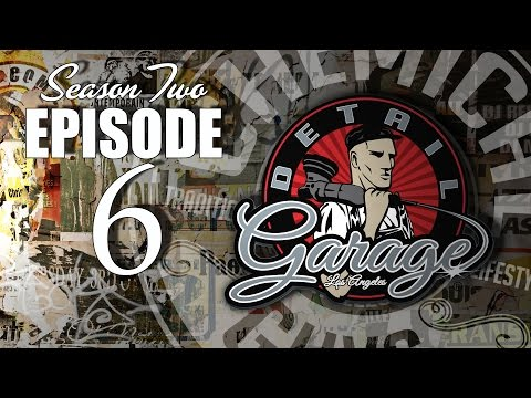 Detail Garage S2E6 *FINAL EPISODE* - Undercarriage Detailing and Jeep Waxing - Chemical Guys