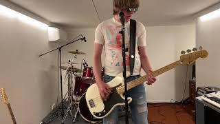 Ramones  - I Wanna be Your Boyfriend Bass Cover