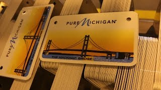 License Plate Factory Tour