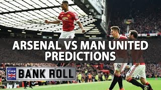 Arsenal Vs Manchester United | Premier League Match Predictions | Sun 7th May