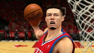 NBA 2k13 Career Mode - Eastern Conference Semi-Finals Game 1 vs Bulls Ep.50