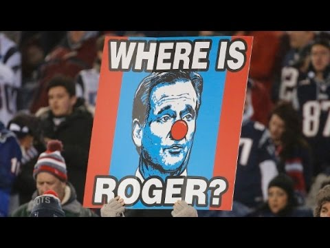 Patriots fans want revenge against NFL