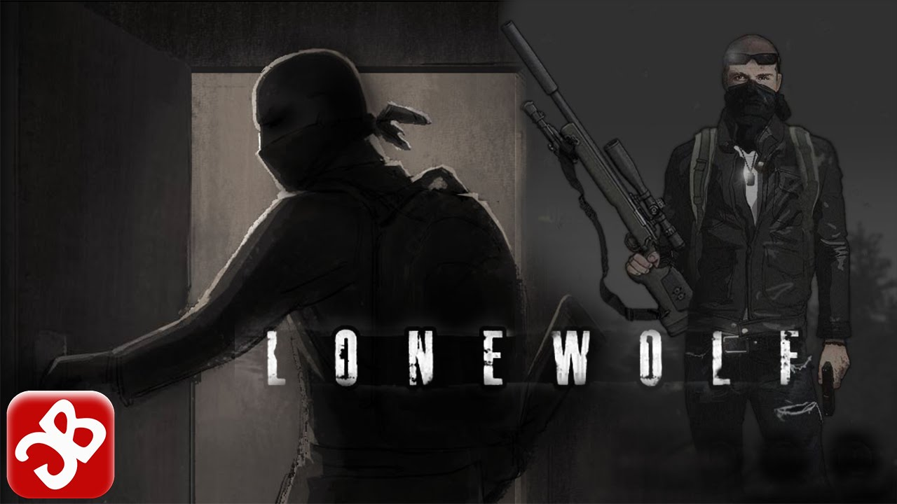 لعبه LONEWOLF v1.1.08 كامله ومهكره جاهزه [ 17]