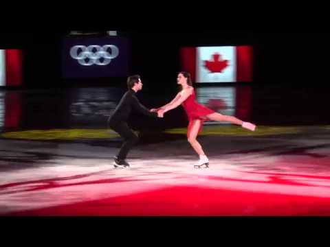 Tessa Virtue / Scott Moir 2018 Gala Feb.25,2018