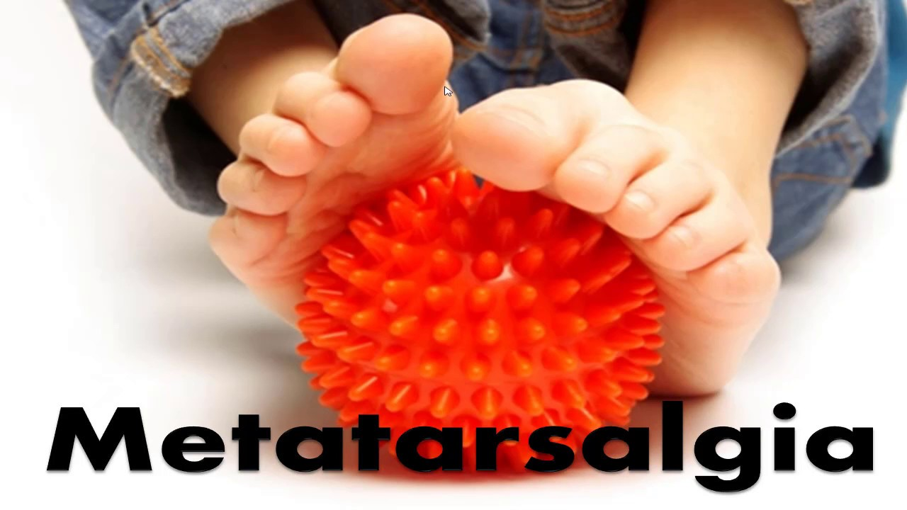 Fix Ball of the Foot Pain in 1 minute! *Home Treatment* - YouTube