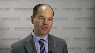 Novel agent filanesib combination therapy for R/R multiple myeloma