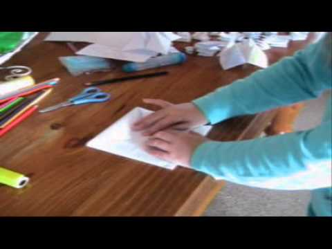How to make a chatterbox great childrens craft idea very easy how to make a chatterbox great childrens craft idea very easy youtube pronofoot35fo Images