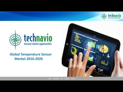 Global Temperature Sensor Market 2016-2020