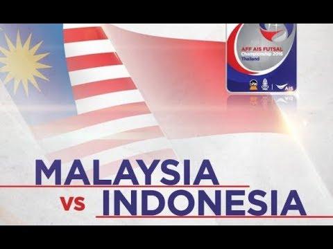 Siaran Langsung Futsal SEA Games: Indonesia Vs Malaysia