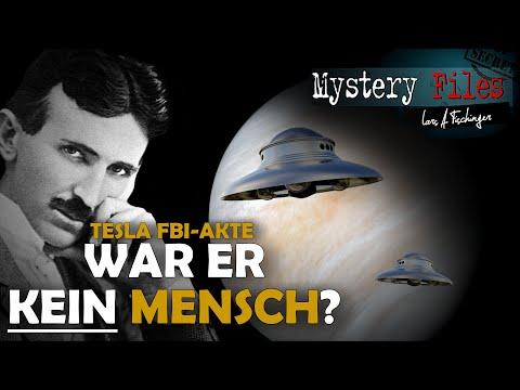 Kuriose FBI-Akte über Nikola Tesla: Angeblich kam er von der Venus! Über bizarre  Aussagen über UFOs