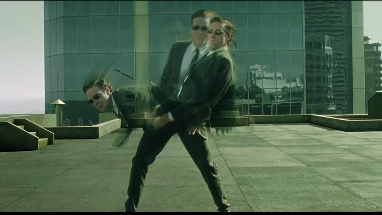 The Matrix: Dodge this - YouTube
