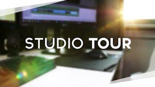 Studio tour | moje nové herní doupě