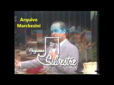 Chamada - Programa J. Silvestre (Bandeirantes - 1984)