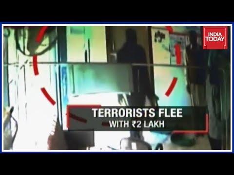 Masked Terrorists Loot Bank In Shopian, Jammu & Kashmir