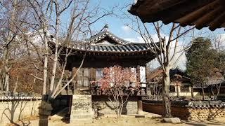 한국민속촌 고즈넉한 풍…