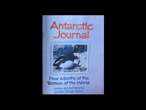 Antarctic Journal Journeys 4th Grade