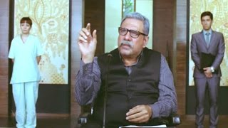 Attarintiki Daredi Scenes - Raghunandan Family Introduction Scene - Boman Irani